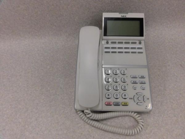 12ボタンIP多機能電話機(WH)