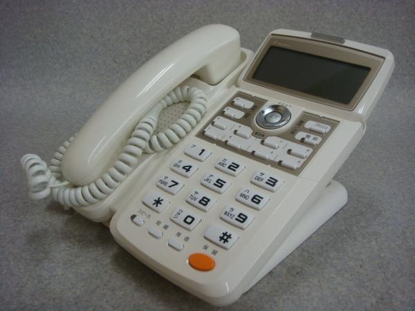LD500電話機(W)