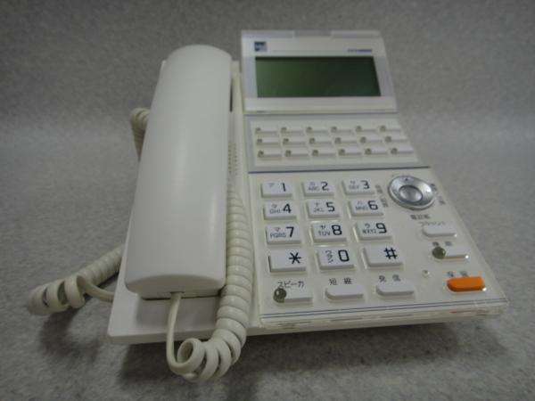 PF500電話機(W)