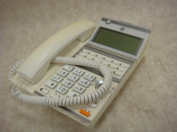 SS610電話機(W)