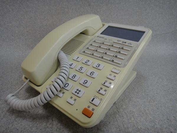 TD100電話機(W)