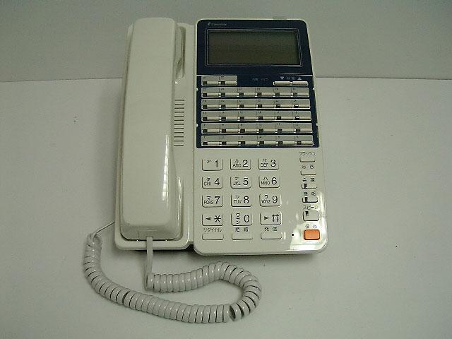 TD200電話機(W)