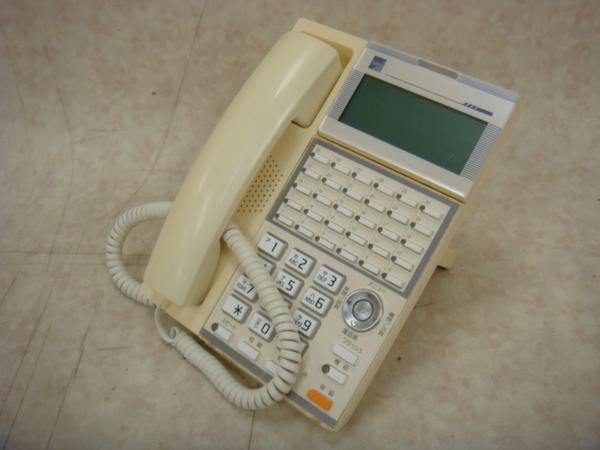 TD520電話機(W)