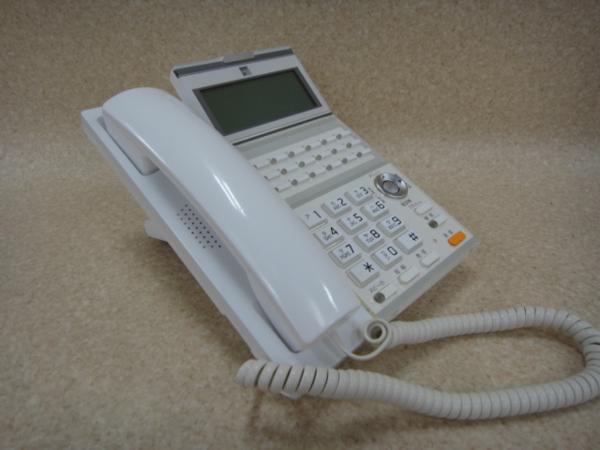 TD610電話機(W)