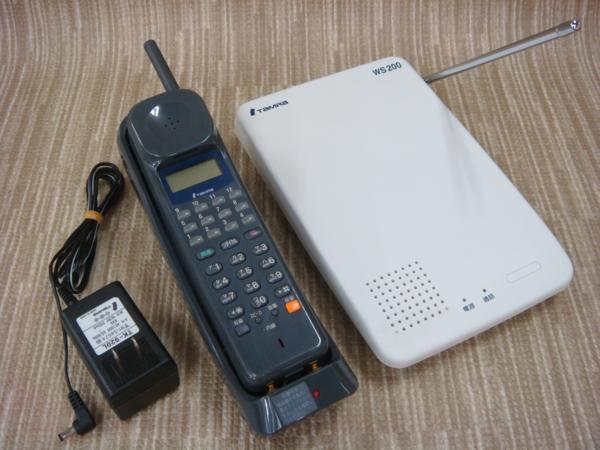 WS200電話機(K)