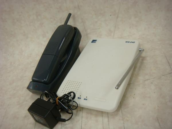 WS240電話機(K)